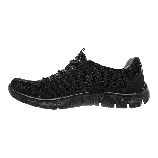 18b8cb2f Skechers Women's Empire Rock Around Casual Shoes - Black. (4). View  Description