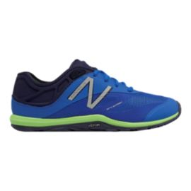 New Balance Men's 20v6 D Training Shoes - Blue/Green