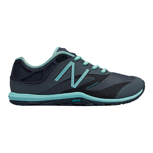 20edc1db27998a New Balance Women s 20v6 B Training Shoes - Dark Grey Teal Blue ...