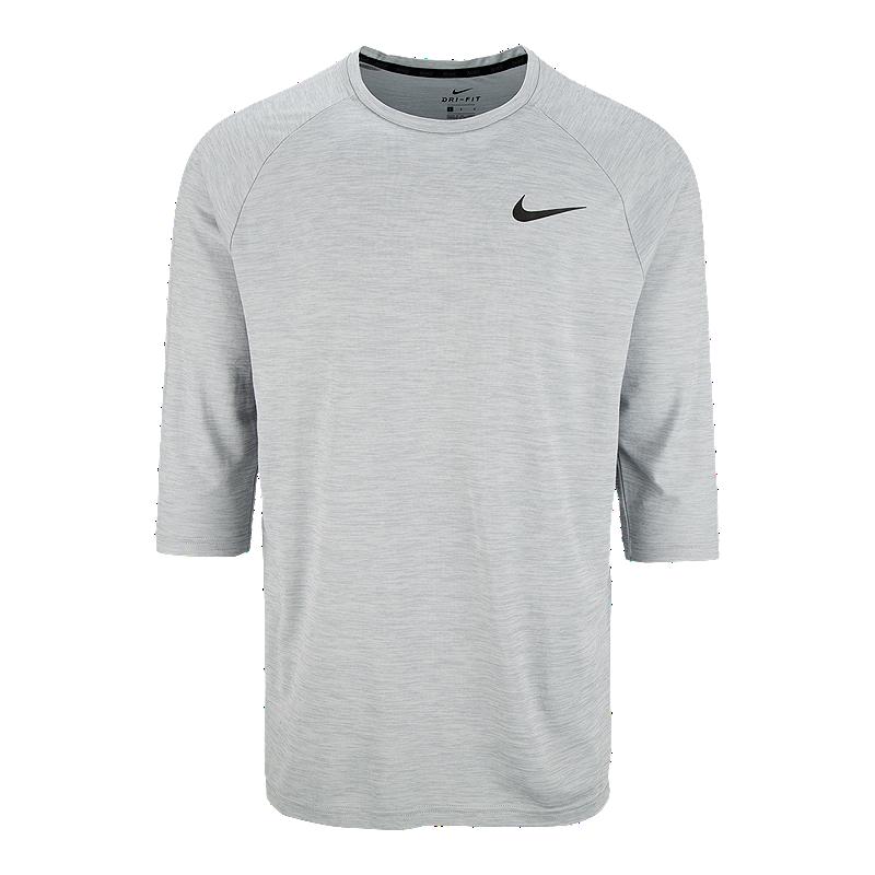 7e9b727914 Nike Men's Breathe Raglan 3/4 Sleeve T-Shirt   Sport Chek