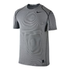 Nike Pro Men's Cool Dry Fitted Short Sleeve Shirt