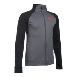 Under Armour Boys' Interval Knit Jacket