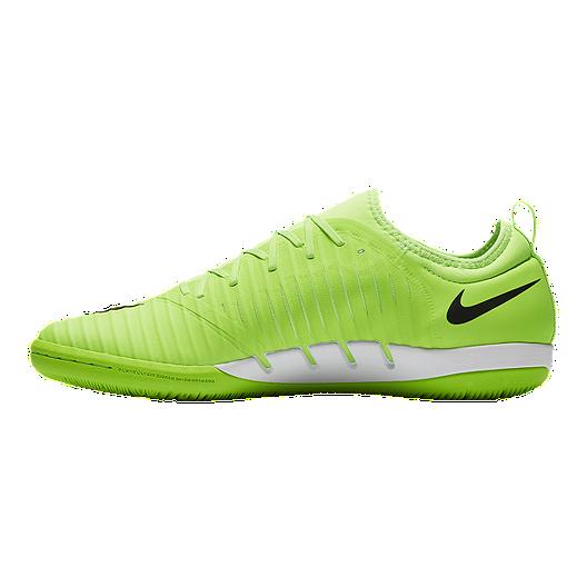 f95076fda Nike Men's Mercurial Finale II Indoor Soccer Shoes - Lime  Green/Black/White. (0). View Description