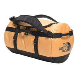 The North Face Base Camp Duffel Small - 24K Gold/Black