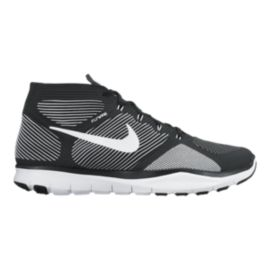 Nike Men's Free Train Instinct Training Shoes - Black/White