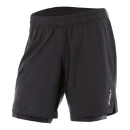 2XU Men's X-Vent 7 Inch 2In1 Shorts
