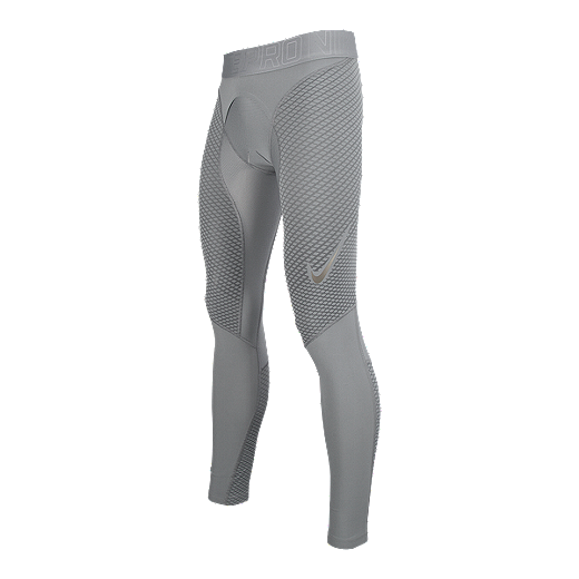 141c34cc53 Nike Pro Men's Hypercompession Zonal Strength Tights - 065 COOL GREY/COOL  GREY
