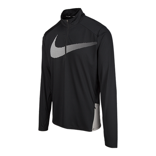 9543713f3c34b Nike Men's City Core 1/2 Zip Long Sleeve Shirt | Sport Chek