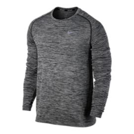 Nike Men's Dri-FIT Knit Long Sleeve Shirt