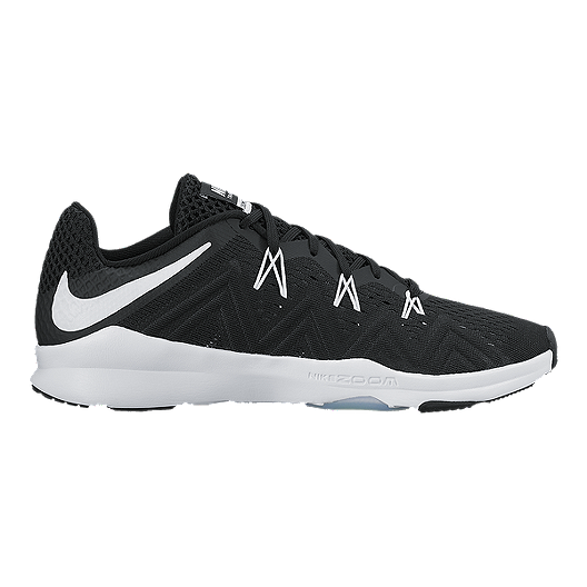 6863d7dc634 Nike Women s Zoom Condition TR Training Shoes - Black White