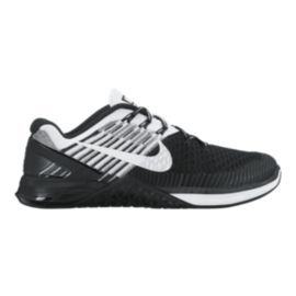 Nike Women's Metcon DSX FlyKnit Training Shoes - Black/White