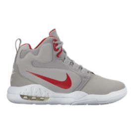 Nike Men's Air Conversion Shoes - Grey/Red