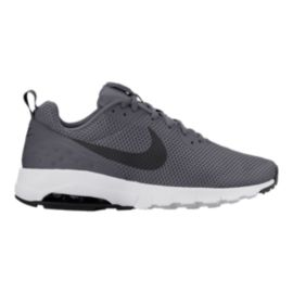 Nike Men's Air Max Motion Low Special Edition Shoes - Grey/White