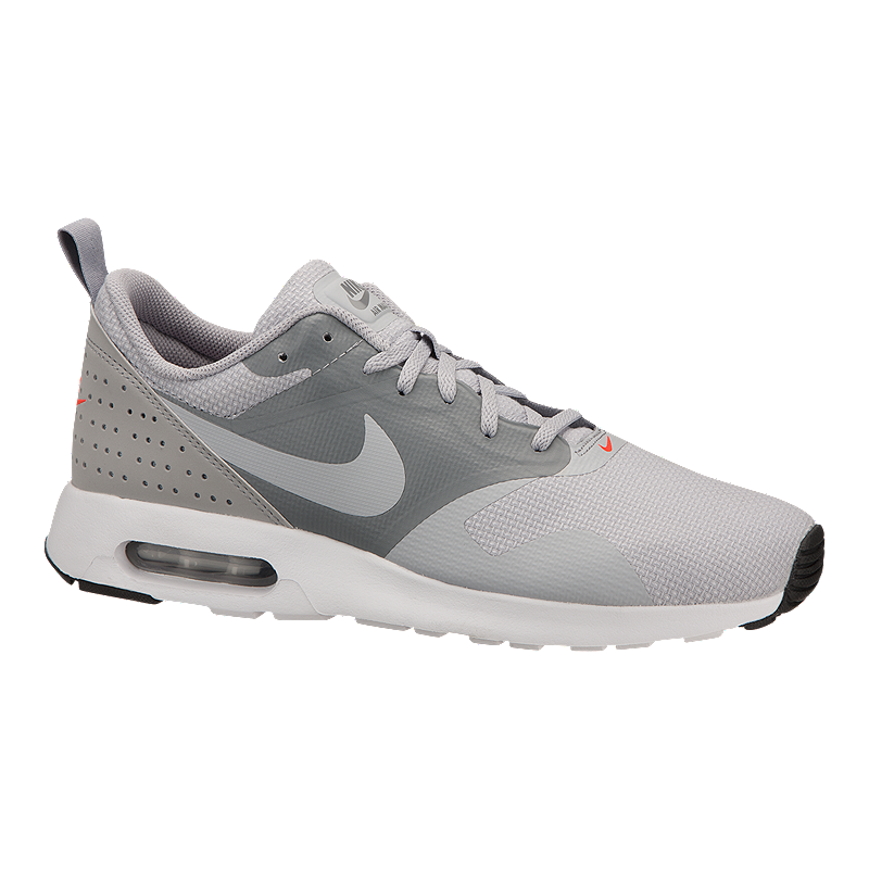 Nike Men s Air Max Tavas Special Edition Shoes - Grey  3db89f16665