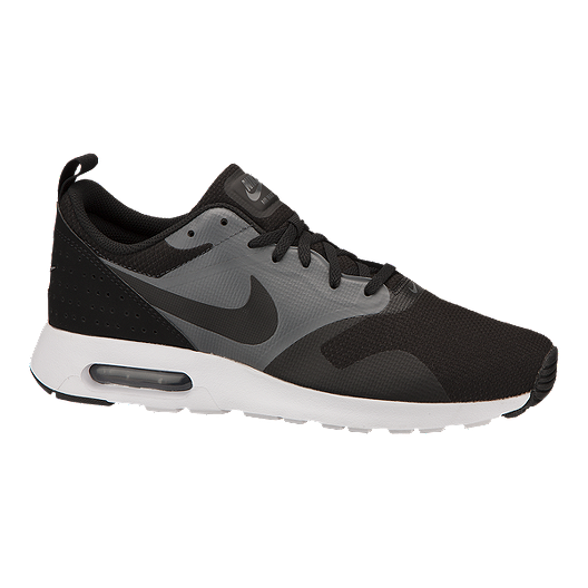 b9e26da9de4 Nike Men s Air Max Tavas SE Shoes - Black Dark Grey