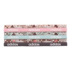 adidas Fighter Graphic Women's Hairband -6 - Pack