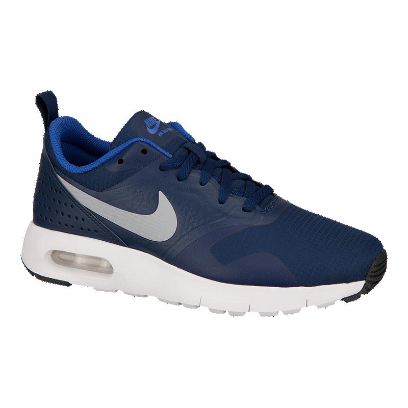 on sale da820 899fe Nike Kids  Air Max Tavas Grade School Casual Shoes - Blue Grey   Sport Chek