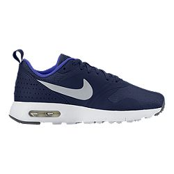 5d807141024c79 image of Nike Kids  Air Max Tavas Grade School Casual Shoes - Blue Grey