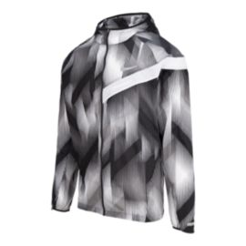 Nike Men's Impossibly Light Print Hooded Jacket