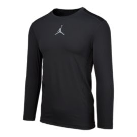 Jordan Men's 23 Pro Dry Compression Long Sleeve Shirt