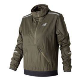 New Balance Women's Run Fashion Sprint Anorak Jacket