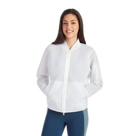 New Balance Women's Lifestyle 247 Mesh Bomber Jacket