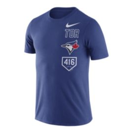 Toronto Blue Jays Cotton Local Home T Shirt