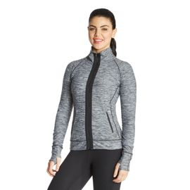 New Balance Women's Run In Transit Full Zip Jacket