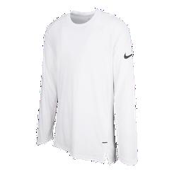 Nike Men s Breathe Elite Long Sleeve Shirt  28945e7833