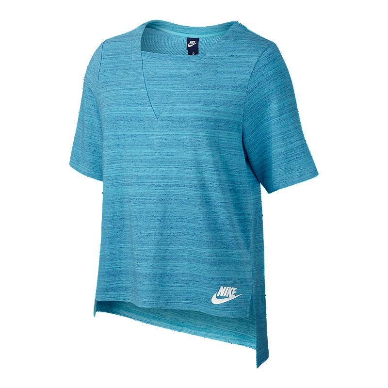 Nike Sportswear Women s Advance 15 Knit T-Shirt  9dbb57903