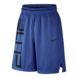 Nike Men's Elite Wordmark Shorts