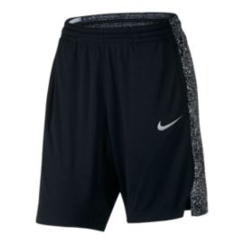 Nike Women's Basketball Black Shirt Shorts