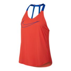 Nike Women's Elastika Breathe Tank
