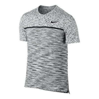 Nike Tennis Men's Challenger Short Sleeve Shirt