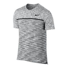 Nike Tennis Men's Challenger Short Sleeve Shirt