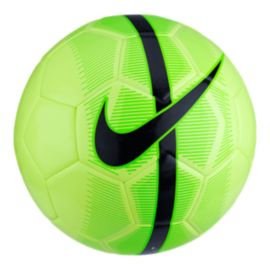Nike Mercurial Fade Size 5 Soccer Ball - Ghost Green