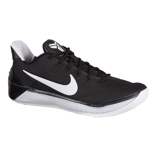 def014d680b3 Nike Men s Kobe A.D. Basketball Shoes - Black White