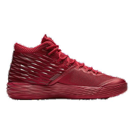 07b2306d9be1 Nike Men s Jordan Melo M13 Basketball Shoes - Red