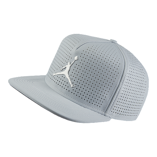 check out e12a5 3be6e Nike Sportswear Men s Jordan Jumpman Performance Hat - WOLF GREY