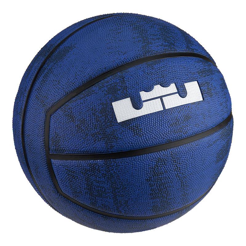 pretty nice 9f9b0 db181 ... LeBron Nike LeBron XIV Playground Basketball Size 7 - BlueBlack Sp ...