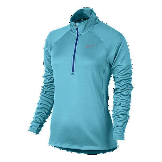66e99ce4 Nike Women's Run Miler Half Zip Long Sleeve Shirt | Sport Chek