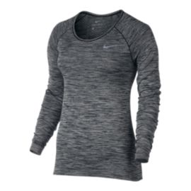 Nike Women's Run Dri-FIT Knit Long Sleeve Shirt