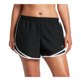 Nike Women's Tempo Running Plus Size Shorts