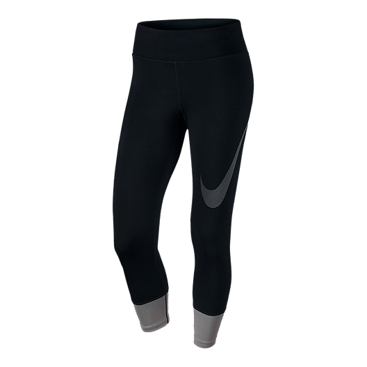 7debae5911a9e Nike Women's Run Power Crop Tights | Sport Chek