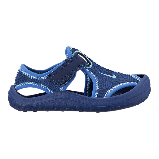 d76d53a1cb70 Nike Toddler Sunray Protect 1.5 Sandals - Blue