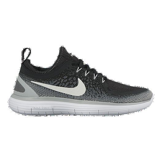 newest 01b6f bac70 Nike Women s Free RN Distance 2 Running Shoes - Black White   Sport Chek