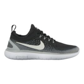 Nike Women's Free RN Distance 2 Running Shoes - Black/White