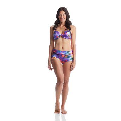 Firefly Women's Digi Rainbow Devora Boy Bikini Bottoms