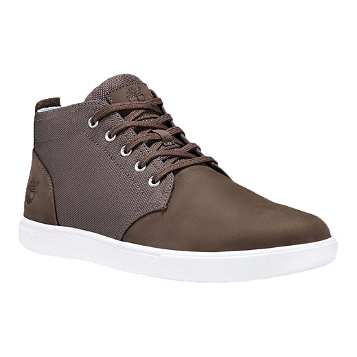 Timberland Men's Groveton Chukka Shoes Olive | Sport Chek