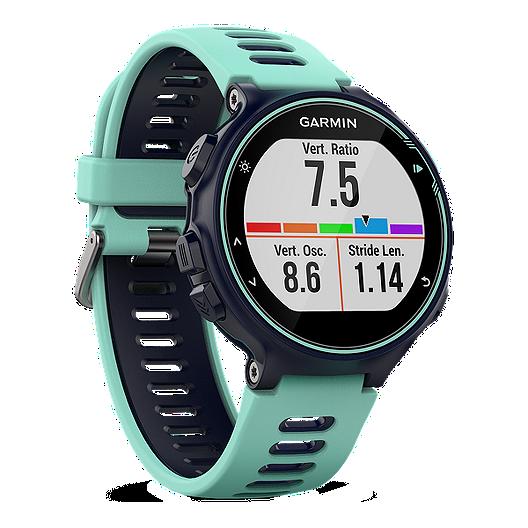 Garmin Forerunner 735xt Gps Running Watch Midnight Blue Sport Chek